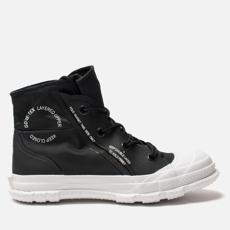 Кеды Converse Chuck Taylor Mountain Club 18 High Top Gore-Tex Black/White