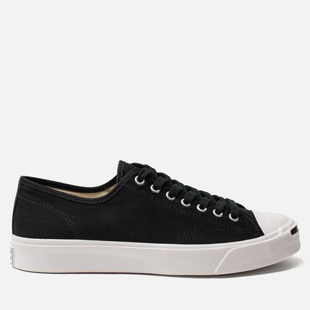 Кеды Converse Jack Purcell Gold Standard Black/White/Black