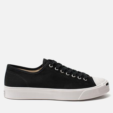Кеды Converse Jack Purcell Gold Standard Black/White/Black