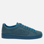 Кеды Converse Pro Leather '76 Mono Blue Lagoon фото- 0