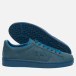 Кеды Converse Pro Leather '76 Mono Blue Lagoon фото- 1