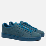 Кеды Converse Pro Leather '76 Mono Blue Lagoon фото- 2