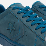 Кеды Converse Pro Leather '76 Mono Blue Lagoon фото- 3
