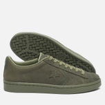 Кеды Converse Pro Leather '76 Mono Fatigue Green фото- 2