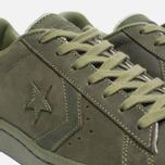 Кеды Converse Pro Leather '76 Mono Fatigue Green фото- 3