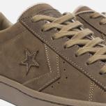 Кеды Converse Pro Leather '76 Mono Khaki фото- 3