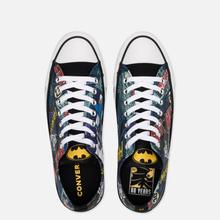 Кеды Converse x Batman Chuck Taylor All Star Low White/Black/Multi фото- 1