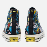 Мужские кеды Converse x DC Comics Chuck Taylor All Star '70 Batman Black Print/White фото- 3