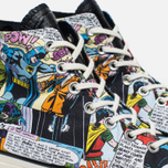 Мужские кеды Converse x DC Comics Chuck Taylor All Star '70 Batman Black Print/White фото- 5