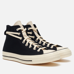 Мужские кеды Converse x Fear of God ESSENTIALS Chuck Taylor 1970 Hi Black