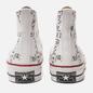 Кеды Converse x JW Anderson Chuck 70 High White/Black/Insignia Red фото - 2
