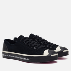 Кеды Converse x Neighborhood Jack Purcell Ox Black/Egret/Black