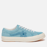 Кеды Converse x Tyler The Creator Golf le Fleur One Star OX Bachelor Button фото- 0