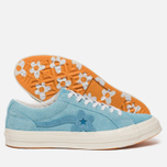 Кеды Converse x Tyler The Creator Golf le Fleur One Star OX Bachelor Button фото- 1