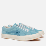 Кеды Converse x Tyler The Creator Golf le Fleur One Star OX Bachelor Button фото- 2