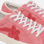 Кеды Converse x Tyler The Creator Golf le Fleur One Star OX Geranium Pink фото- 3
