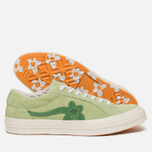 Кеды Converse x Tyler The Creator Golf le Fleur One Star OX Jade Lime/Mint Green фото- 1