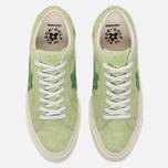 Кеды Converse x Tyler The Creator Golf le Fleur One Star OX Jade Lime/Mint Green фото- 4