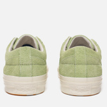 Кеды Converse x Tyler The Creator Golf le Fleur One Star OX Jade Lime/Mint Green фото- 5