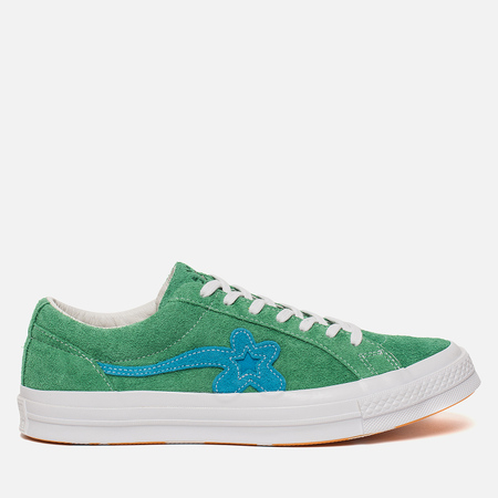Кеды Converse x Tyler The Creator Golf le Fleur One Star OX Jolly Green