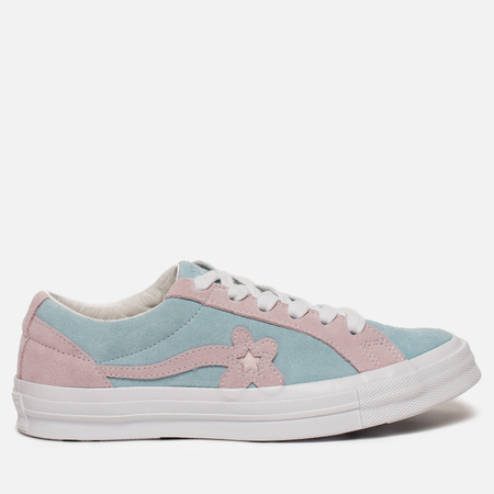 Кеды Converse x Tyler The Creator Golf le Fleur One Star Plume/Pink Marshmellow/White