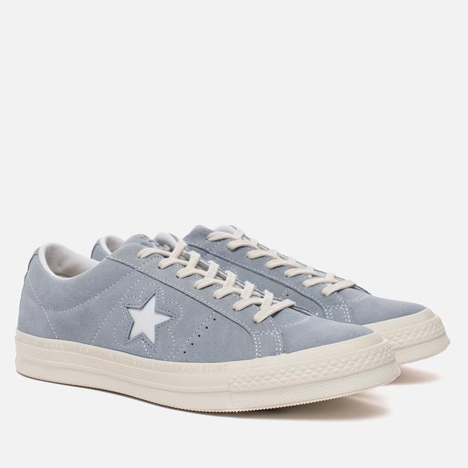 Кеды Converse x Tyler The Creator Golf le Fleur One Star Airway Blue