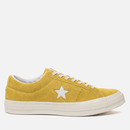 Кеды Converse x Tyler The Creator Golf le Fleur One Star Sulphur