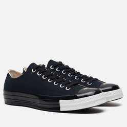 Кеды Converse x Undercover All Star Chuck 70 Low Black/Black/White