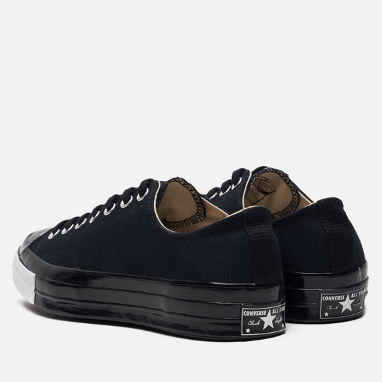 Мужские кеды Converse x Undercover All Star Chuck 70 Low Black/Black/White