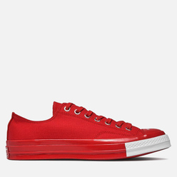 Кеды Converse x Undercover All Star Chuck 70 Low Racing Red/White