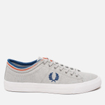 Кеды Fred Perry Kendrick Cuff Canvas Dolphin фото- 0