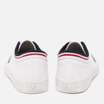 Кеды Fred Perry Kendrick Cuff Canvas White фото- 3