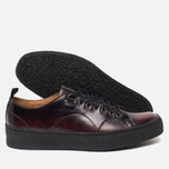 Мужские кеды Fred Perry x George Cox Tennis Leather Ox Blood фото- 2