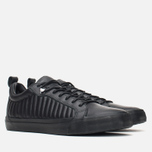 Мужские кеды Converse Fulton Mix Quilted Leather QS Black/Black фото- 1