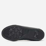 Мужские кеды Converse Fulton Mix Quilted Leather QS Black/Black фото- 6