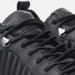 Мужские кеды Converse Fulton Mix Quilted Leather QS Black/Black фото- 5