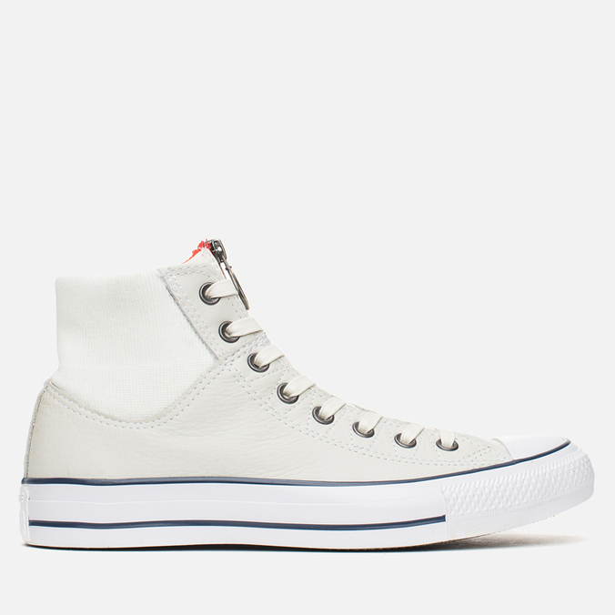 Мужские кеды Converse Chuck Taylor MA-1 Zip Pack White/Night