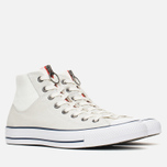 Мужские кеды Converse Chuck Taylor MA-1 Zip Pack White/Night фото- 1