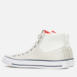Мужские кеды Converse Chuck Taylor MA-1 Zip Pack White/Night фото- 2