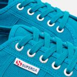 Кеды Superga 2750 Cotu Classic Blue Caribe фото- 3
