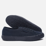 Кеды Superga 2750 Cotu Classic Total Navy фото- 2