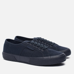 Кеды Superga 2750 Cotu Classic Total Navy фото- 1