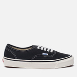 Кеды Vans Authentic 44 DX Anaheim Factory Black фото- 0