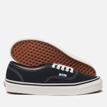 Кеды Vans Authentic 44 DX Anaheim Factory Black фото- 2