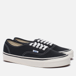 Кеды Vans Authentic 44 DX Anaheim Factory Black фото- 1