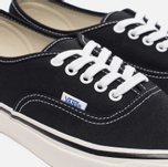Кеды Vans Authentic 44 DX Anaheim Factory Black фото- 5