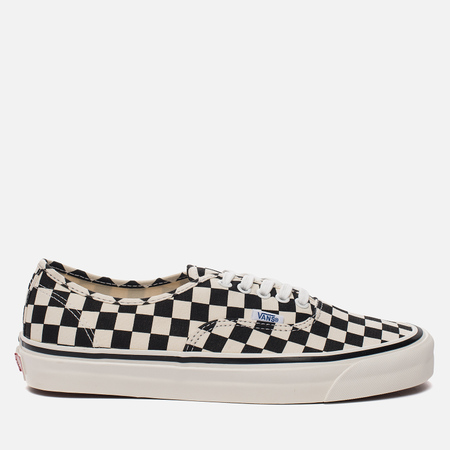 Кеды Vans Authentic 44 DX Anaheim Factory Black/Check