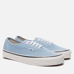 Кеды Vans Authentic 44 DX Anaheim Factory Light Blue фото- 1