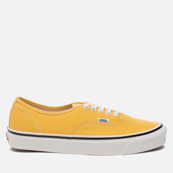 Кеды Vans Authentic 44 DX Anaheim Factory Yellow