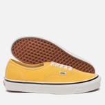 Кеды Vans Authentic 44 DX Anaheim Factory Yellow фото- 2